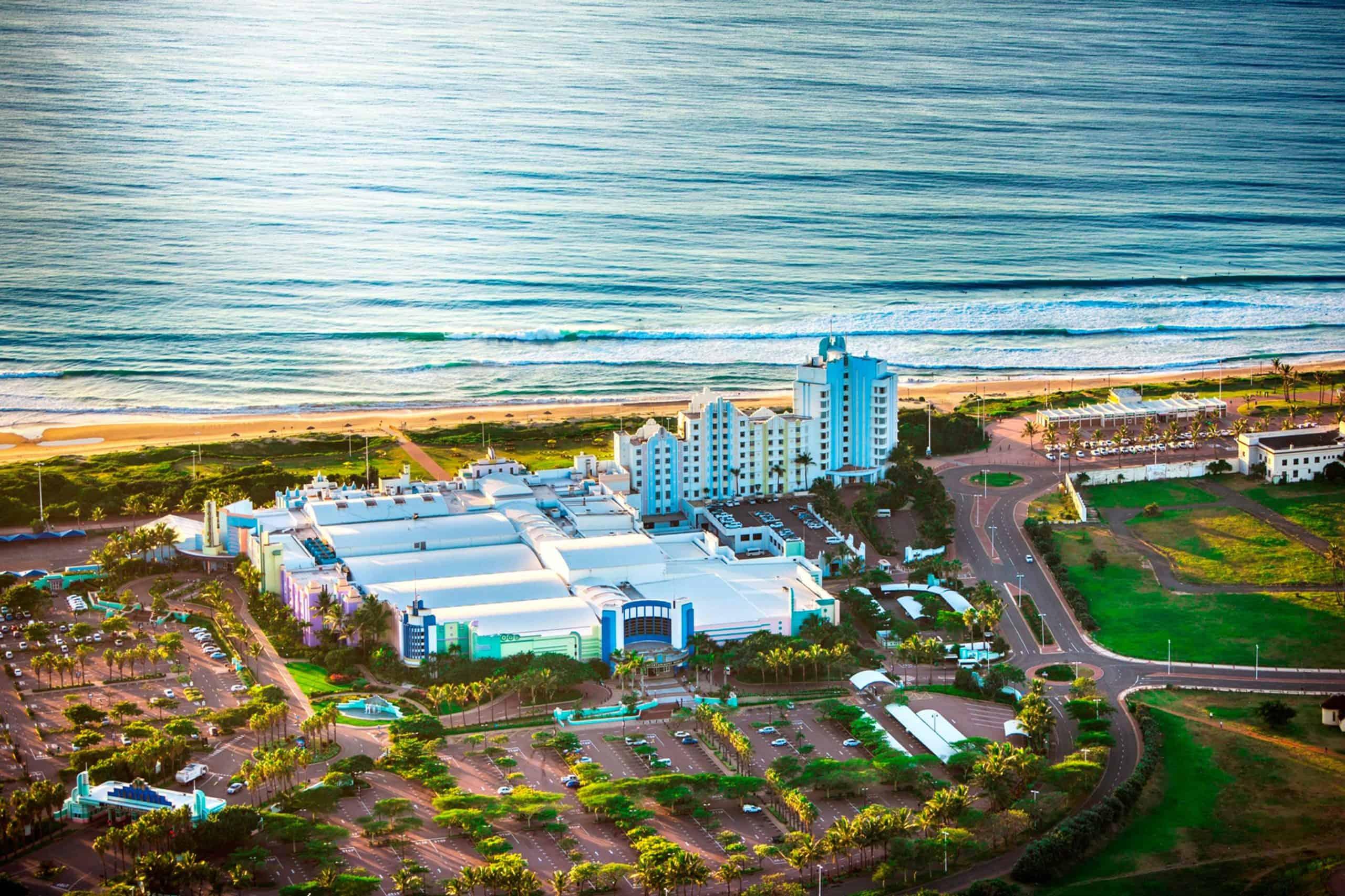 Suncoast Casino Aerial view