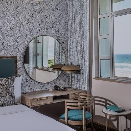 SunSquare square room showcasing view