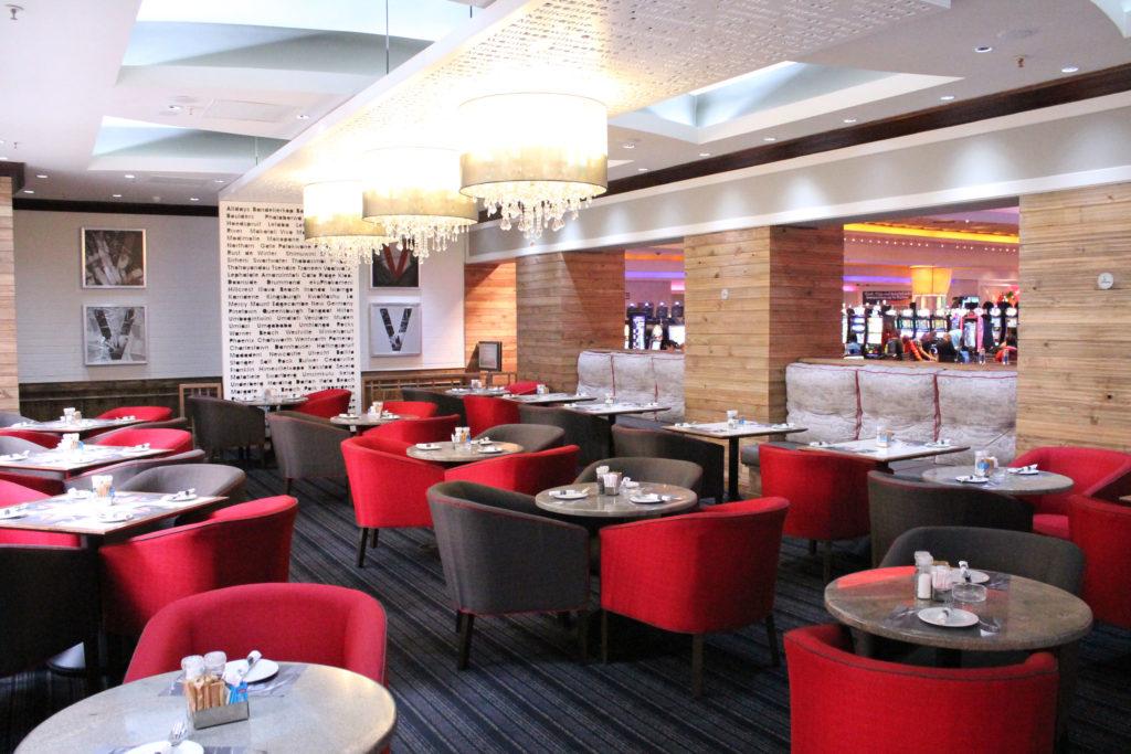 Cafe Vigour restaurant at Suncoast casino
