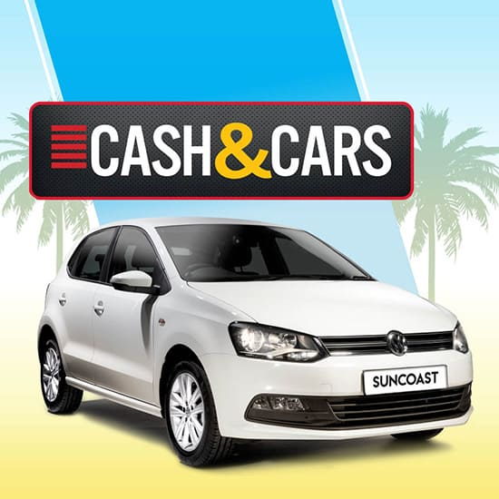 Cash And Cars square banner