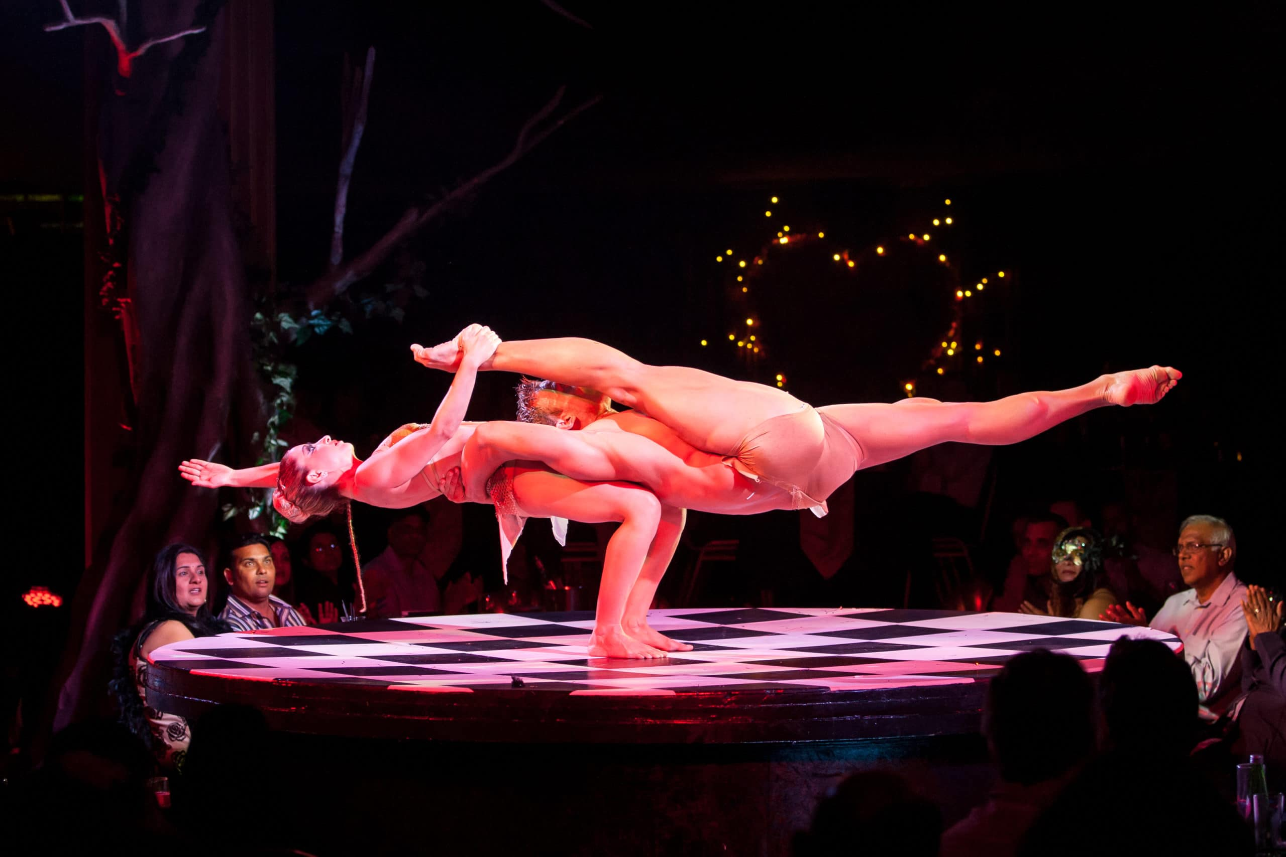 Madame Zingara at Suncoast casino