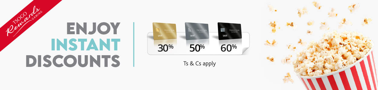 Enjoy Instant Discounts at Suncoast landscape web banner