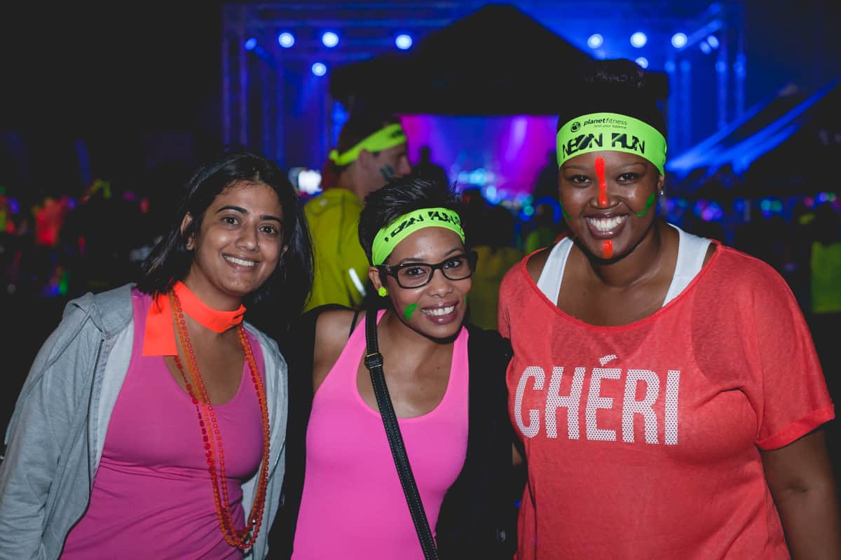Neon Run at Suncoast casino