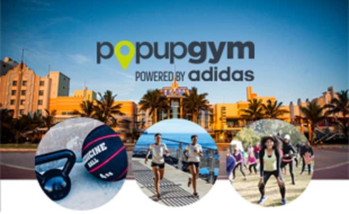 Pop Up Gym
