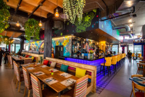 La Rosa restaurant at the Suncoast Casino