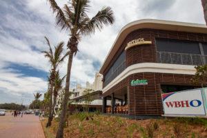 Myhtos & Calistos restaurant view from the exterior