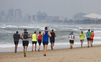 Sandy Beach Walk or Run