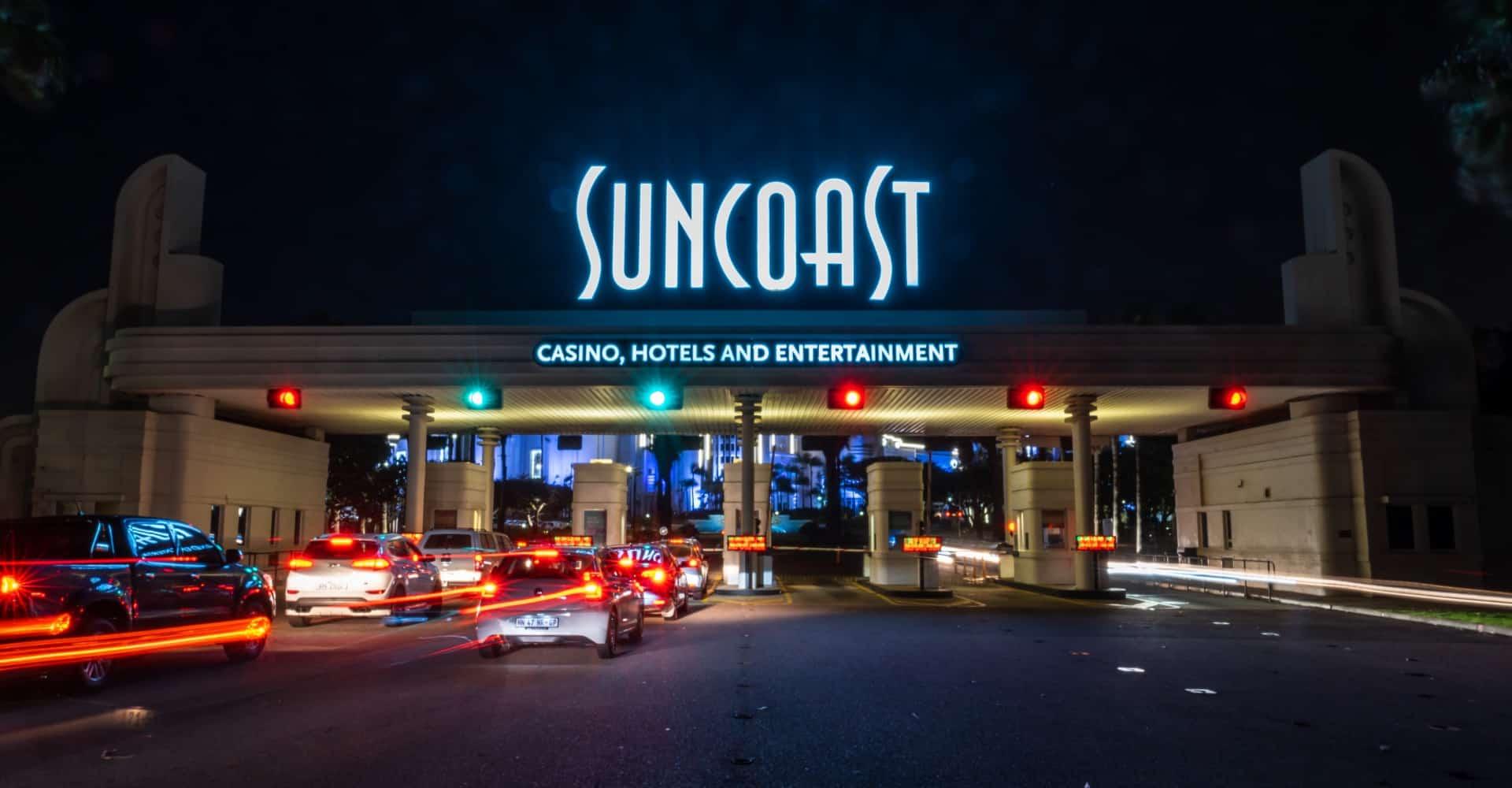 Suncoast Casino entrance