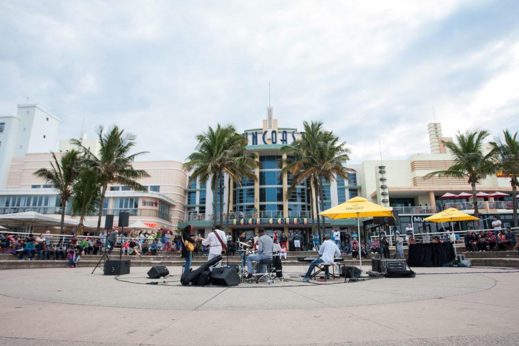 Sunday Beat performance at the Suncoast casino