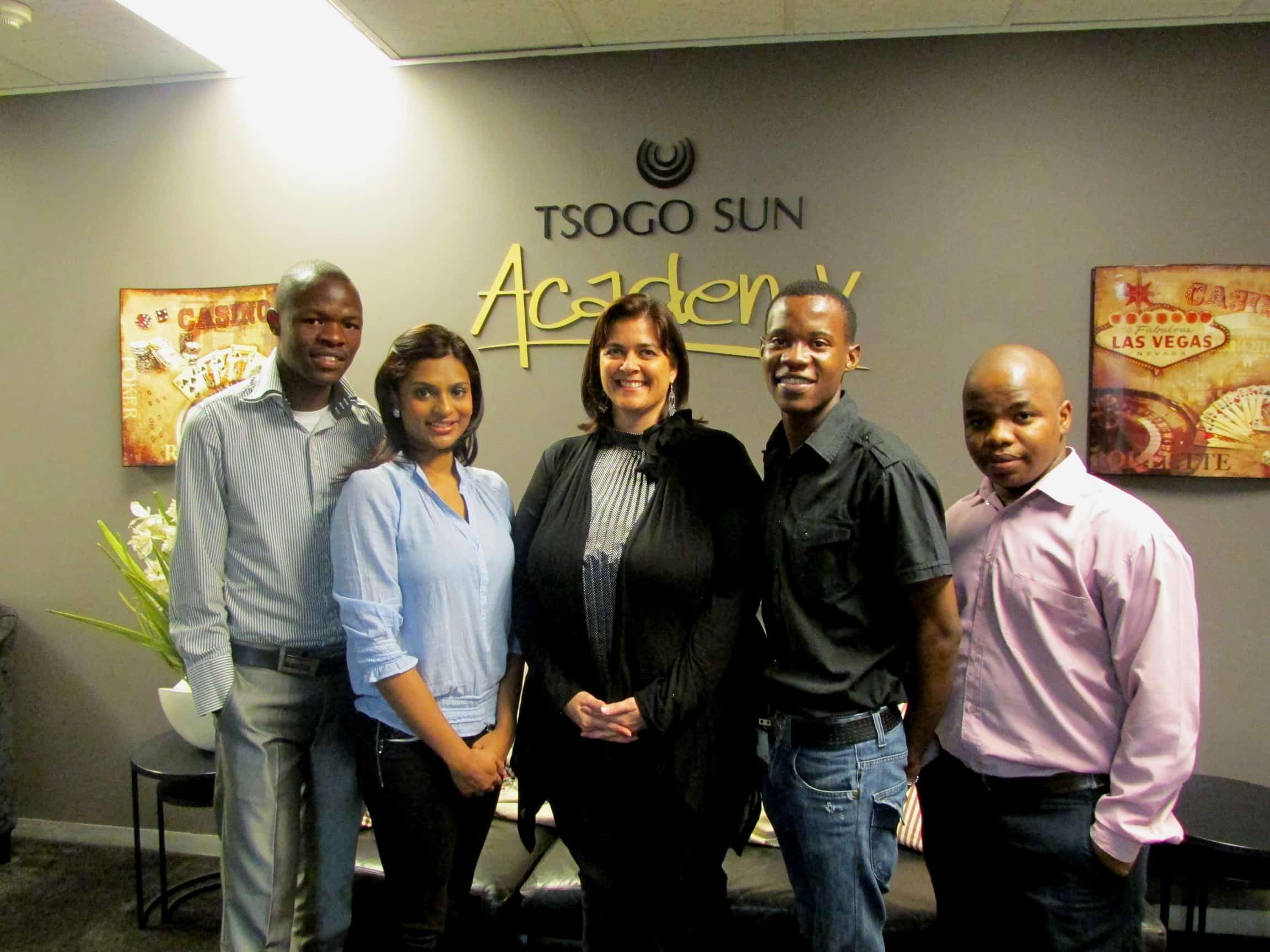 TSG Academy at suncoast casino
