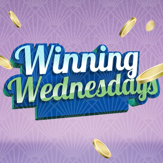 Winning Wednesdays small banner