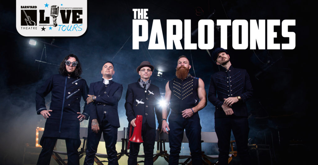 The Parlotones live at the Barnyard Theatre
