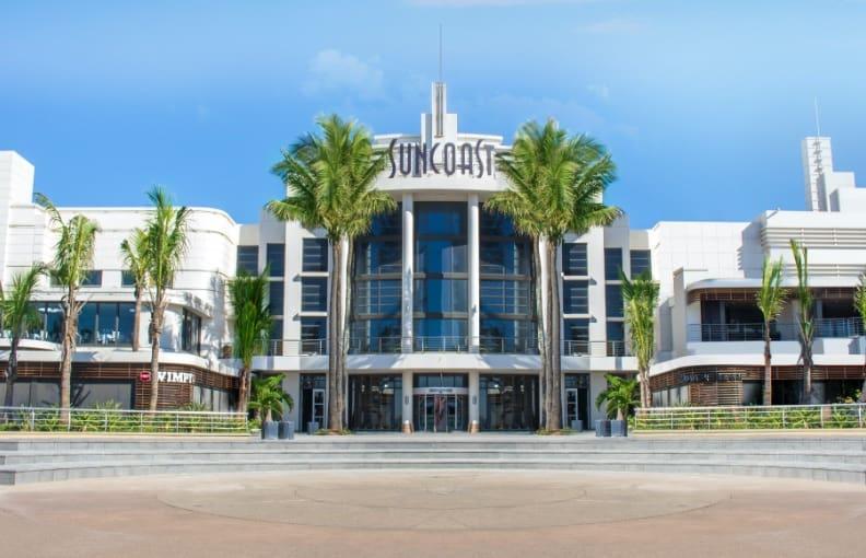 Suncoast Casino front entrance