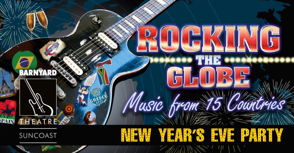 Rocking The Globe at Barnyard Theatre header image