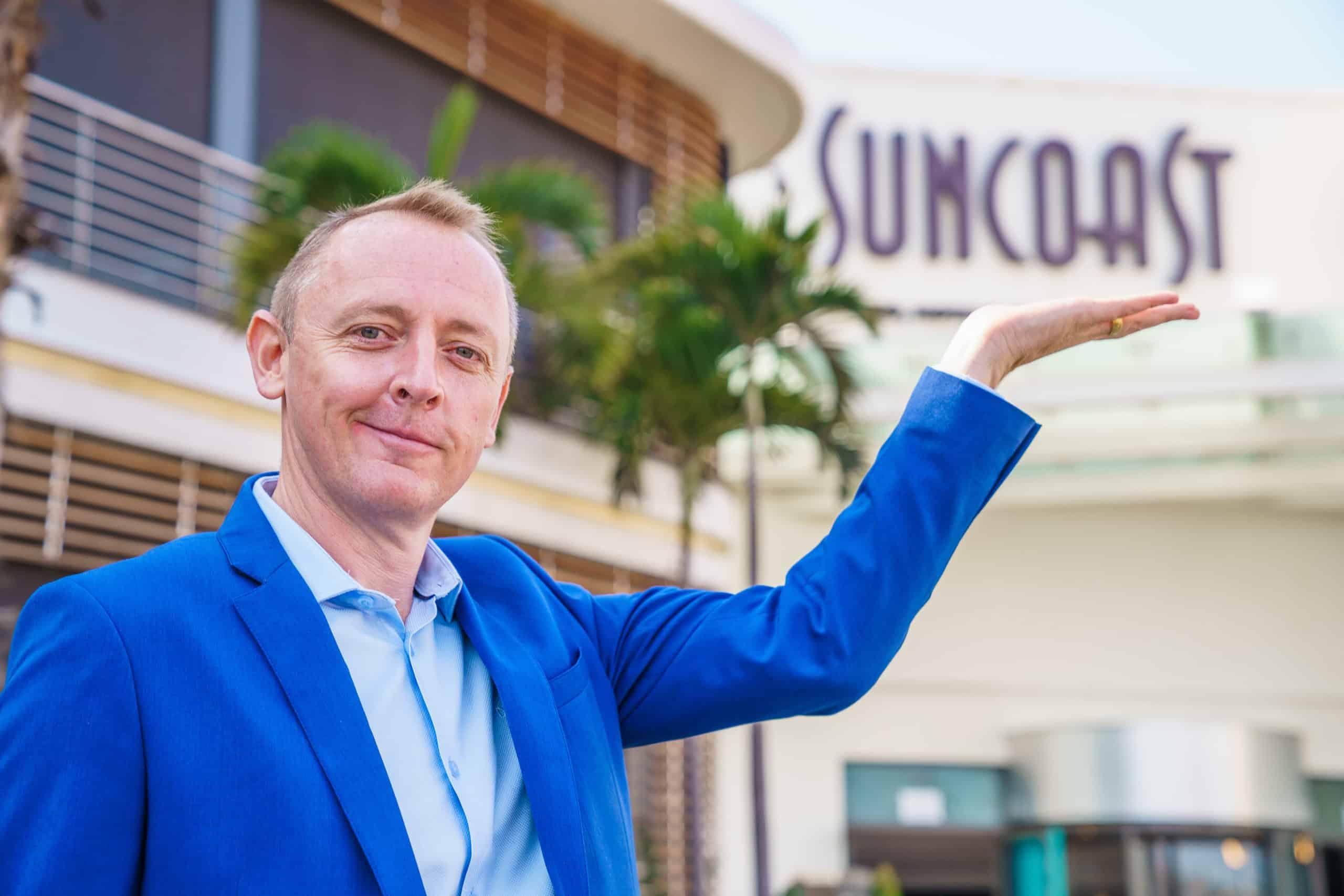Suncoast Welcomes New Operations Director, Adam Macintyre
