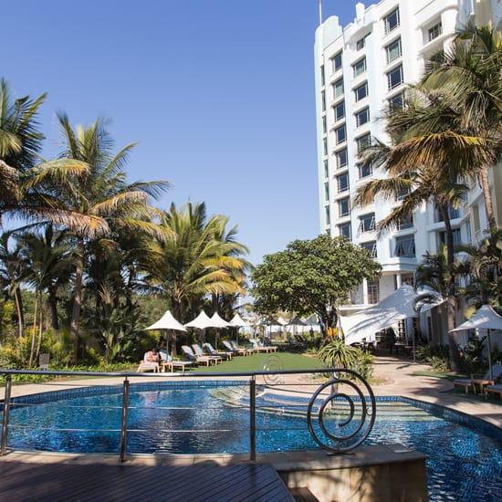 Suncoast Hotel pool view square image