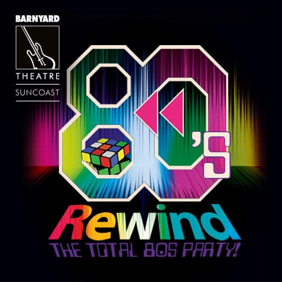 80s Rewind – The Total 80's Party